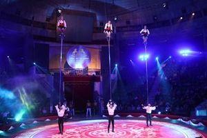 Việt Nam đăng cai 'Liên hoan Xiếc quốc tế 2019'