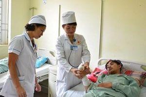 Tận tụy, trách nhiệm với bệnh nhân