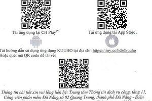 Đà Nẵng đưa ứng dụng hỗ trợ cộng đồng 'KUUHO' vào phục vụ người dân