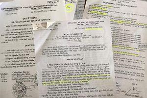 Doanh nhân bị giật nợ đi báo công an, trở thành… tù nhân!
