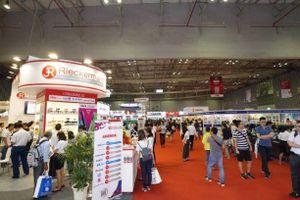 VIBS và VietnamPrintPack diễn ra tại SECC