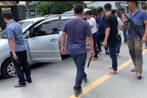 Công an nổ súng bắt 7 đối tượng gây rối trật tự công cộng