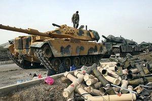 Thổ Nhĩ Kỳ có ý định dừng hoạt động quân sự tại Syria?