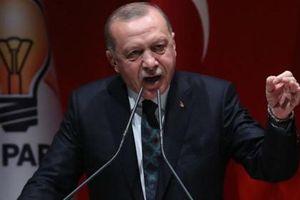 TT Thổ Nhĩ Kỳ: NATO phải chọn chúng tôi hoặc khủng bố