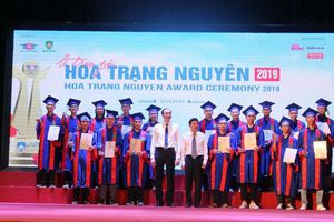 176 học sinh xuất sắc khu vực phía Bắc nhận giải thưởng Hoa Trạng nguyên