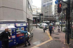 Ghi nhận Tiền Phong: Sau 2 ngày đổ bộ, bão Habigis không còn 'dấu tích' ở Tokyo