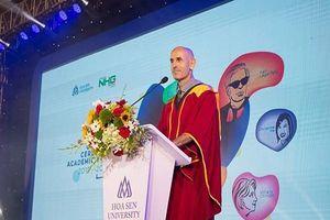 Giáo sư Gandolphi nói về dịch chuyển lao động trong Asean, cơ hội và thách thức