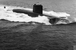 Ký ức ám ảnh nằm trên tên lửa hạt nhân của thủy thủ tàu ngầm Anh