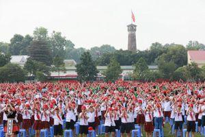 Rửa tay cùng xà phòng, cùng hành động vì sức khỏe Việt Nam
