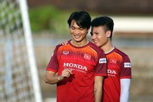 Tuấn Anh lỡ trận gặp Indonesia, thầy Park bất ngờ chọn Quang Hải