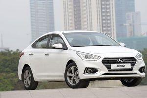 Giá lăn bánh tầm 600 triệu, mua xe nào: Accent, Mazda2, Vios hay Ertiga?