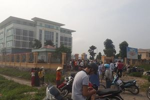 Đặc điểm nhận dạng của chiếc xe máy tang vật vụ án nghiêm trọng tại Nghệ An