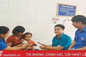 200 bát cháo miễn phí đến với bệnh nhân khó khăn ở Lộc Hà