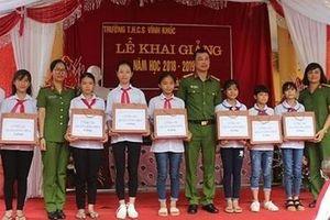 Trung tá Tô Anh Dũng, Trưởng CA quận Long Biên: Ðặt hiệu quả công tác lên hàng đầu