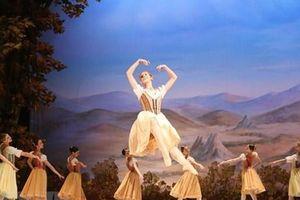 Tái trình diễn vũ kịch nổi tiếng 'Giselle' trên sân khấu Việt Nam