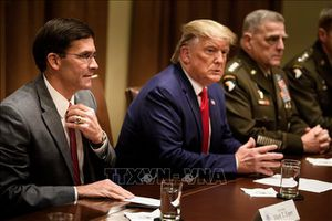 Lầu Năm Góc hợp tác điều tra luận tội Tổng thống Donald Trump