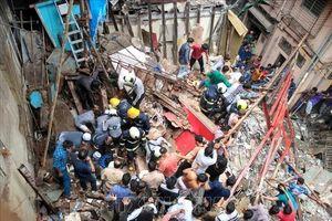Sập nhà làm hàng chục người thương vong tại Ấn Độ, Peru