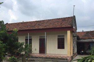 Nam Định: Mâu thuẫn gia đình, chồng tẩm xăng đến nhà bố vợ tự thiêu