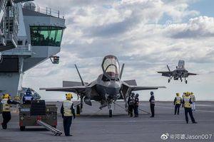 Vì sao Anh khiến Mỹ 'giận sôi' khi muốn đổi từ F-35B sang F-35A?