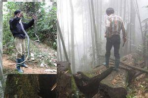 Liều mạng vào rừng sâu để vồ… 'thần chết'
