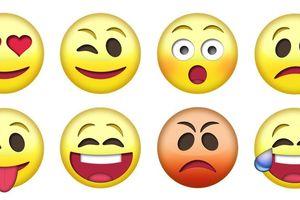 Top 10 biểu tượng cảm xúc được sử dụng nhiều nhất trên thế giới