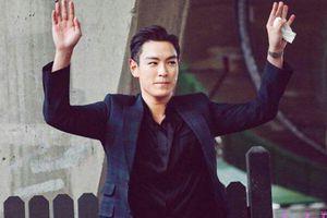 Sau bê bối hút cần sa, T.O.P Big Bang sẽ không trở lại ngành giải trí?