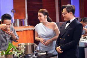 Lý Nhã Kỳ tiết lộ tăng 2kg sau khi làm giám khảo 'Top Chef Việt Nam'