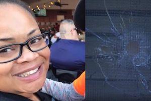Đang chơi điện tử trong nhà, cô gái bị cảnh sát bắn chết