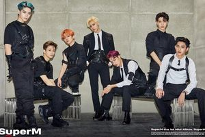 SuperM chính thức debut #1 Billboard 200 và phản ứng trái chiều từ Knet