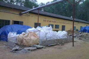 Thái Bình: Tăng cường quản lý hoạt động hóa chất và phòng ngừa, ứng phó sự cố môi trường