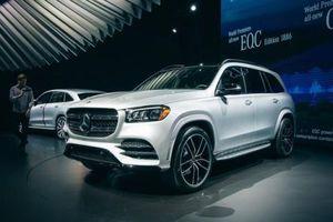 Mercedes-Benz chuẩn bị ra mắt một loạt SUV mới phục vụ giới nhà giàu Việt