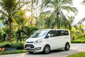 'Sắm vai' khách VIP, 'hưởng' tiện nghi trên Ford Tourneo mới