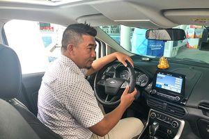 Ford EcoSport – nguồn cảm hứng hạnh phúc của mỗi gia đình Việt
