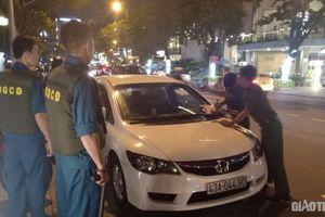 Đà Nẵng: Mạnh tay xử lý phương tiện giao thông đậu đỗ 'bất chấp'