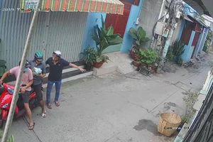 3 tên cướp giật túi xách chứa hồ sơ khai tử ở Sài Gòn