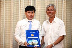 TP.HCM bổ nhiệm 2 tân Phó Giám đốc Sở