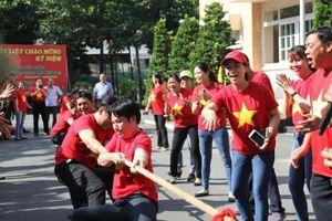 Sôi nổi các hoạt động văn hóa, thể thao của Bộ Tư lệnh Cảnh vệ