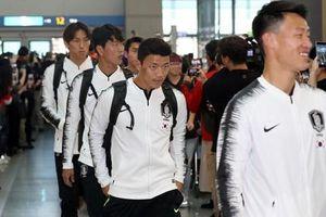 ĐT Hàn Quốc phải quá cảnh khi sang Triều Tiên đá vòng loại World Cup