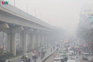 Bộ TNMT lý giải nguyên nhân gây ô nhiễm không khí ở Hà Nội và TP. HCM