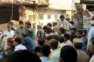 Ấn Độ: Sập nhà do nổ bình hơi khiến 16 người thương vong