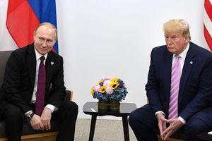 Tổng thống Putin: Tôi chưa từng đọc các tweet của ông Trump
