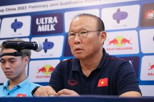 HLV Park Hang Seo đọc vị Indonesia, tự tin giúp Việt Nam chiến thắng