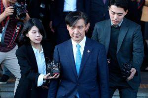 Bộ trưởng Tư pháp Hàn Quốc từ chức sau 1 tháng nhậm chức