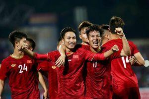 Bóng đá Việt Nam chung bảng với Thái Lan tại SEA Games 2019