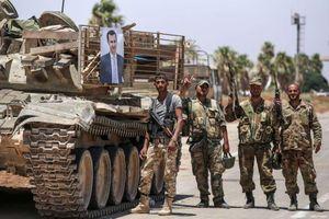 Ngăn chặn bước tiến của Thổ Nhĩ Kỳ: Quân đội Syria tham chiến