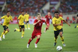 Vé 3 trận đấu sân nhà của đội tuyển Việt Nam đã được bán hết