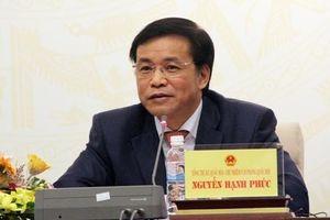 Kỳ họp thứ 8, Quốc hội khóa XIV sẽ quyết định vấn đề nhân sự