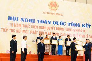Đà Nẵng: Sở Kế hoạch – Đầu tư nhận Bằng khen của Thủ tướng về phát triển kinh tế tập thể
