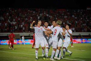 Vòng loại Wolrd Cup 2022: Indonesia – Việt Nam: 1-3: Chiến thắng của đẳng cấp