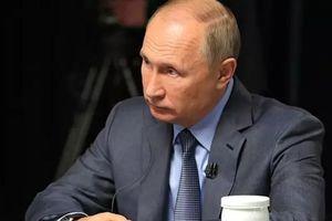 Bài 1: Ông Putin nói với 3 đài Ả Rập về chính sách Trung Đông